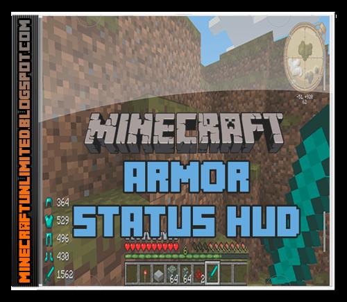 ArmorStatus HUD mod carátula