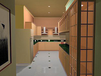 Modern image artchture room