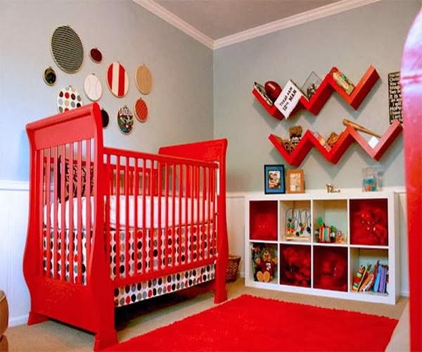 Décoration de chambre bébé mixte