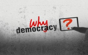 Revolusi Ilmiah - Sistem demokrasi