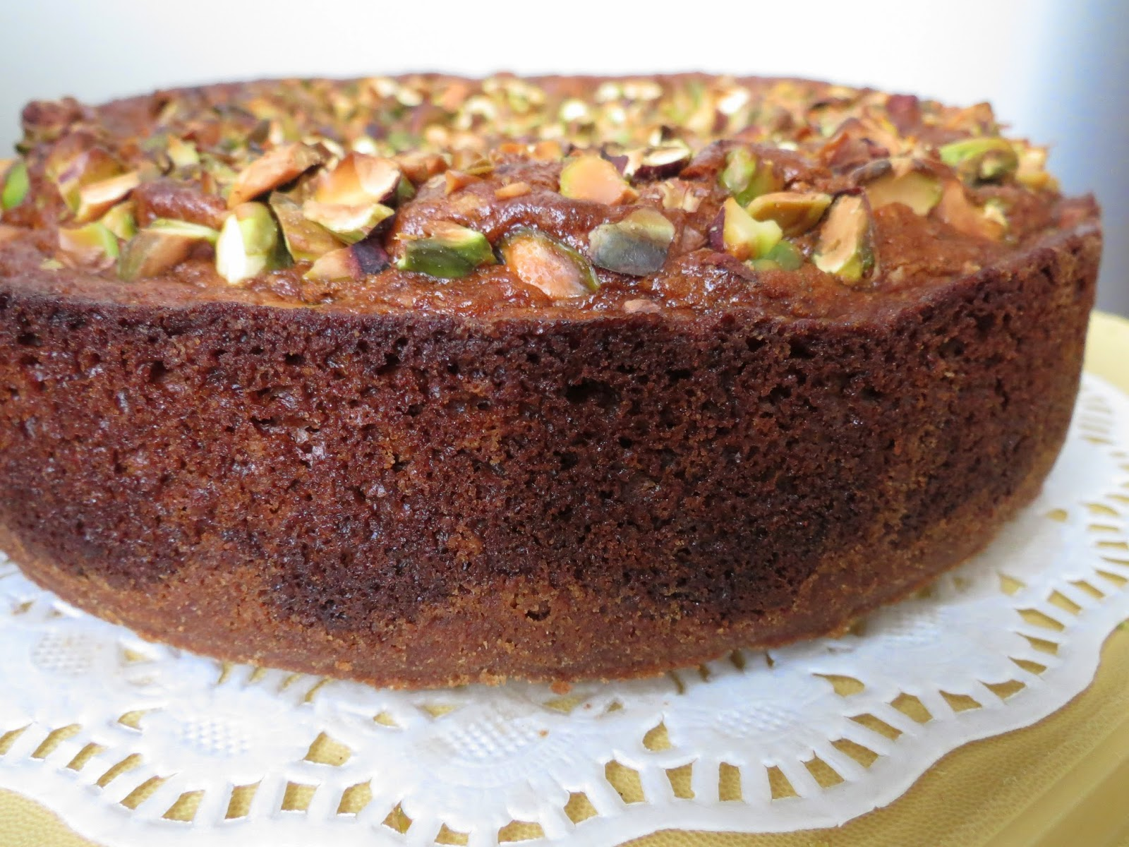 Capital Living: Armenian Nutmeg Cake