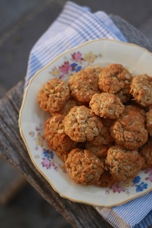 chewy anzac biscuits - photo #14