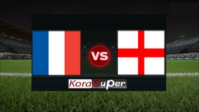 مشاهدة إنجلترا وفرنسا 18-06-2019