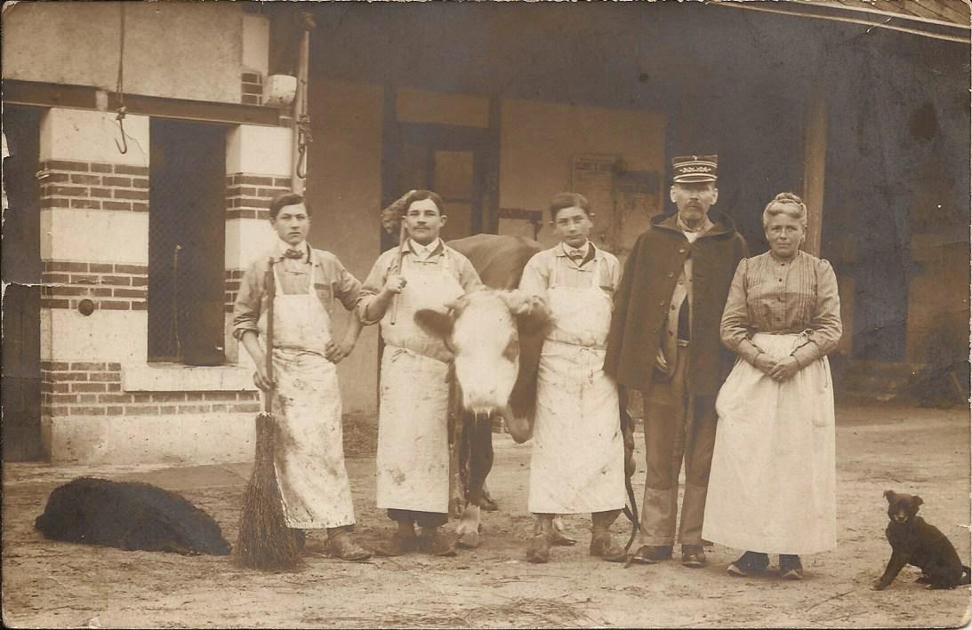 Abattoir - Cour-Cheverny