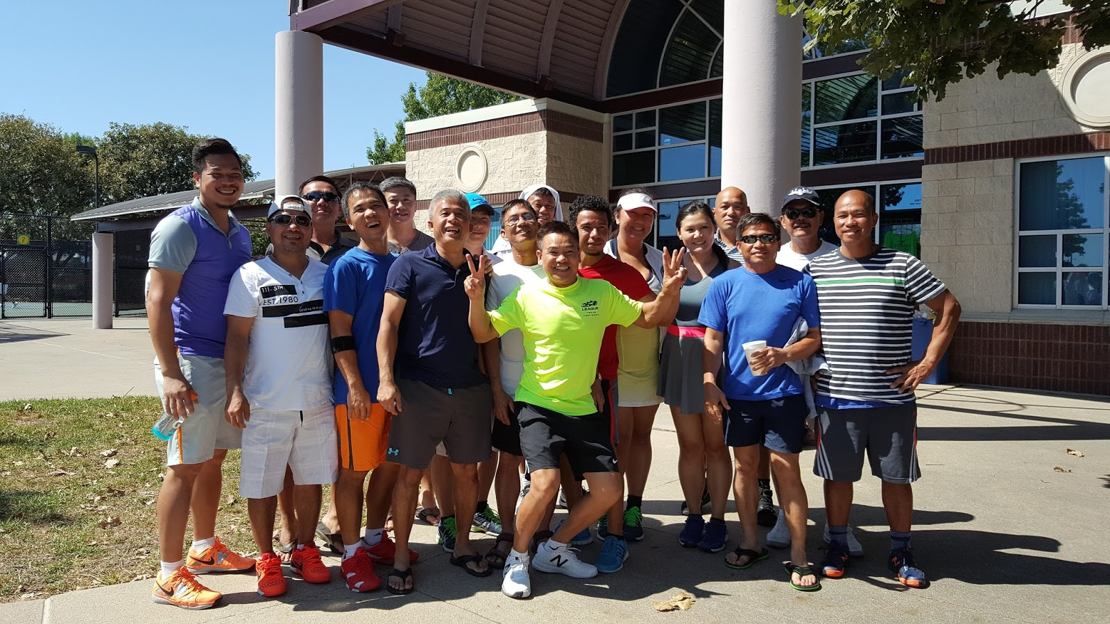 Hội quần vợt Louisiana