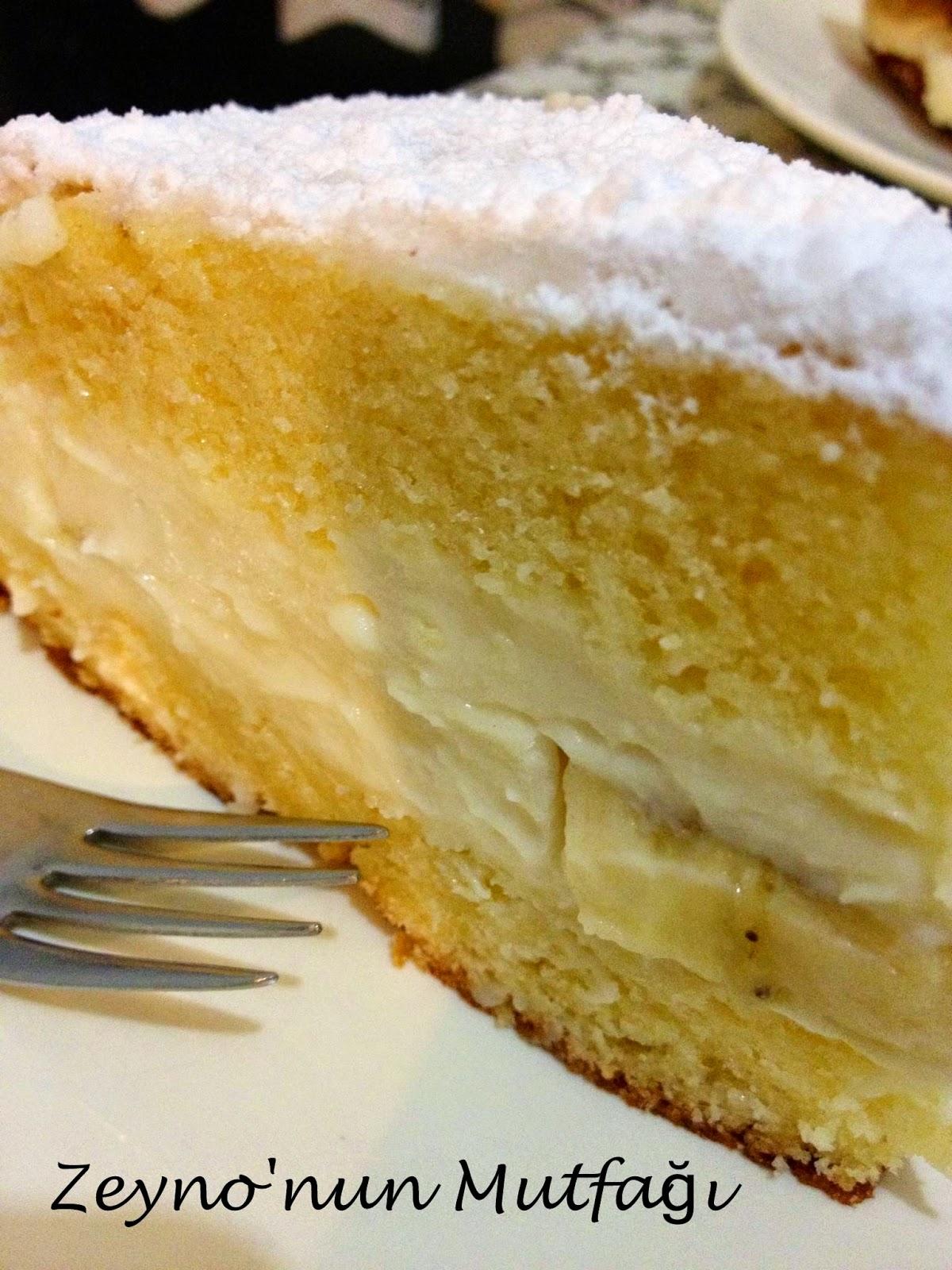 Muzlu Alman Pastası