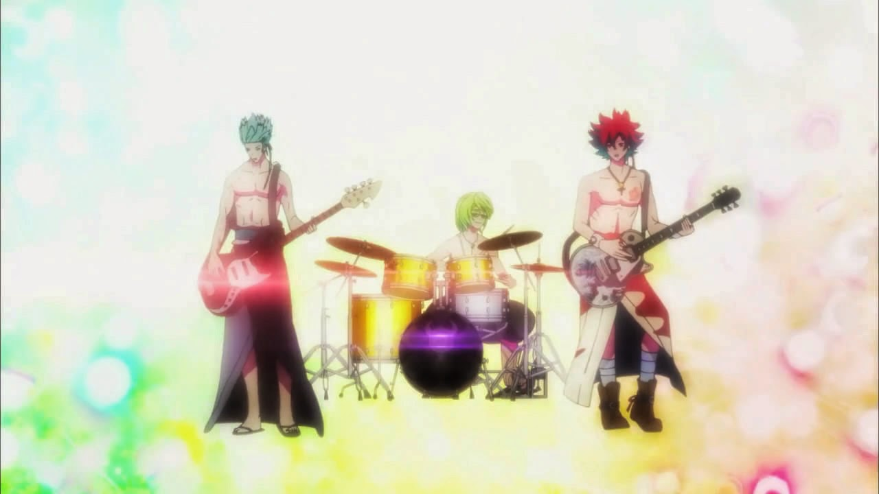Bakumatsu Rock Episode 01 Subtitle Indonesia