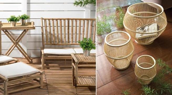 Bambu Decoracion Exterior ~ La madera es tambi?n muy apreciada para muebles y l?mparas  Os