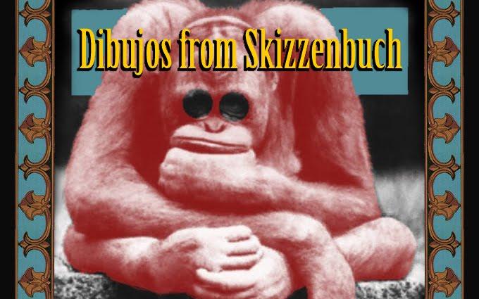 Dibujos from Skizzenbuch