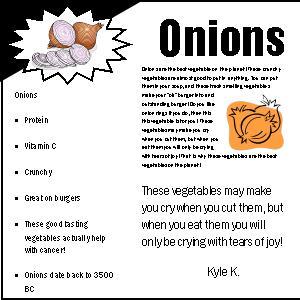 unhealthy school lunches argumentative essay