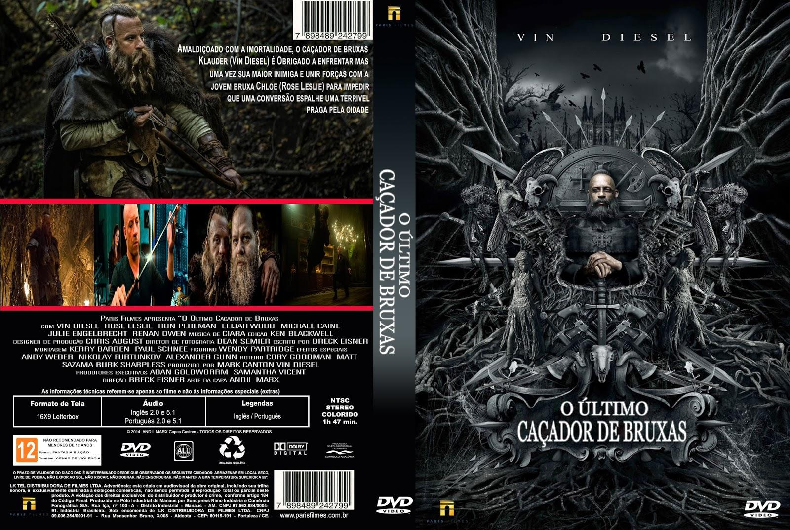 O Último Caçador de Bruxas DVD-R O 2B 25C3 259Altimo 2BCa 25C3 25A7ador 2BDe 2BBruxas