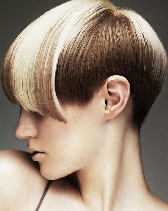 blonde hair dye over black hair}