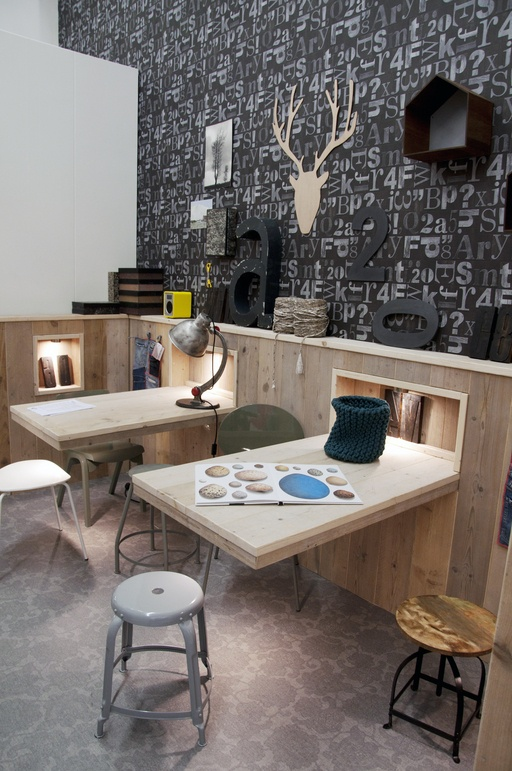Interiors in love - Klapptisch wandmontage ...