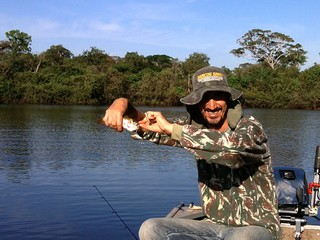 Falando de Pesca e Fly Fishing: Mato Grosso