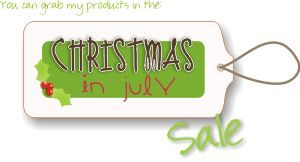 Tba is having a special christmas in july promotion from