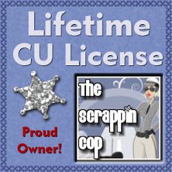 * CU Licence TheScrappinCop*