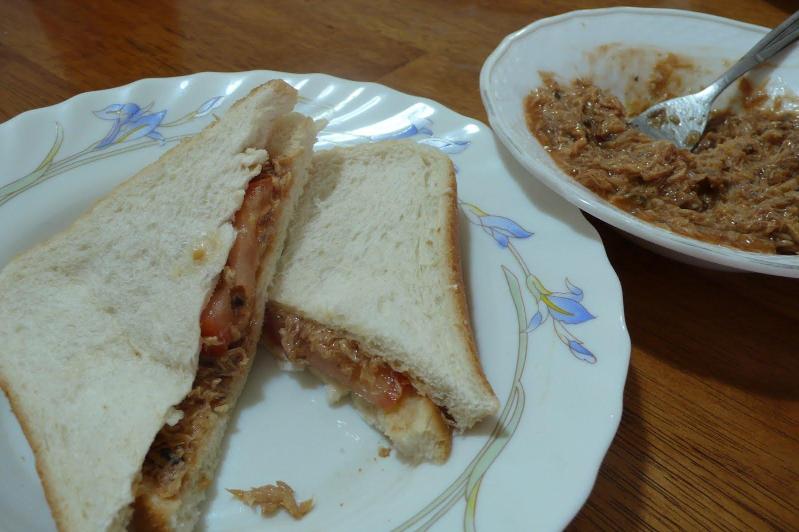 Sardine sandwich for Sardine lunch ideas