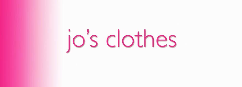 Jo's Clothes