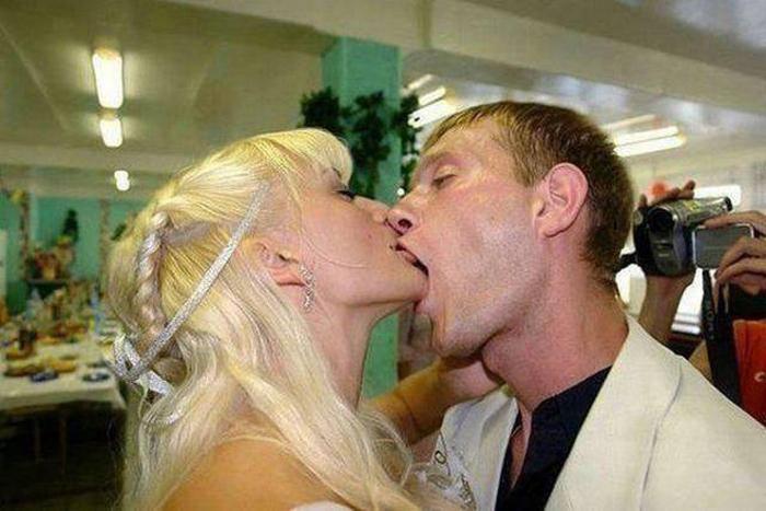 É o que dá casar virgem