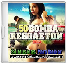 regaton CD 50 Bomba Reggaeton (2013)
