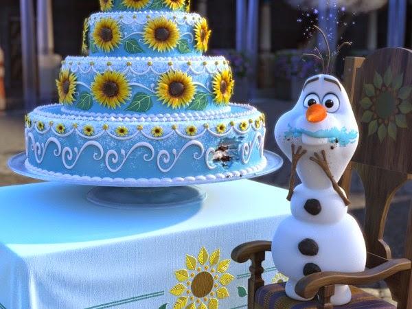 Olaf en Frozen Fever