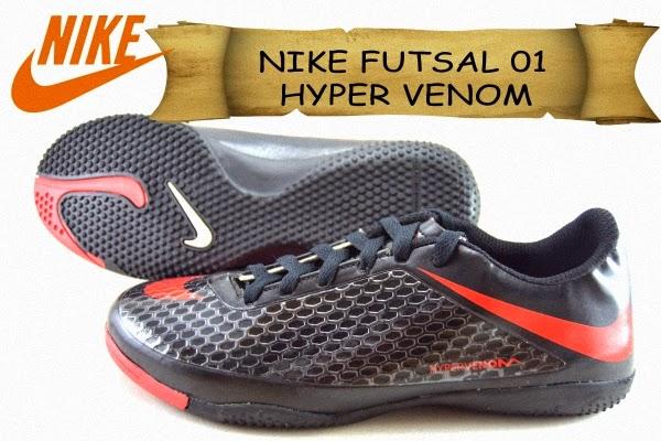 Sepatu Futsal  Sepatu Futsal Nike Hyper Venom 01