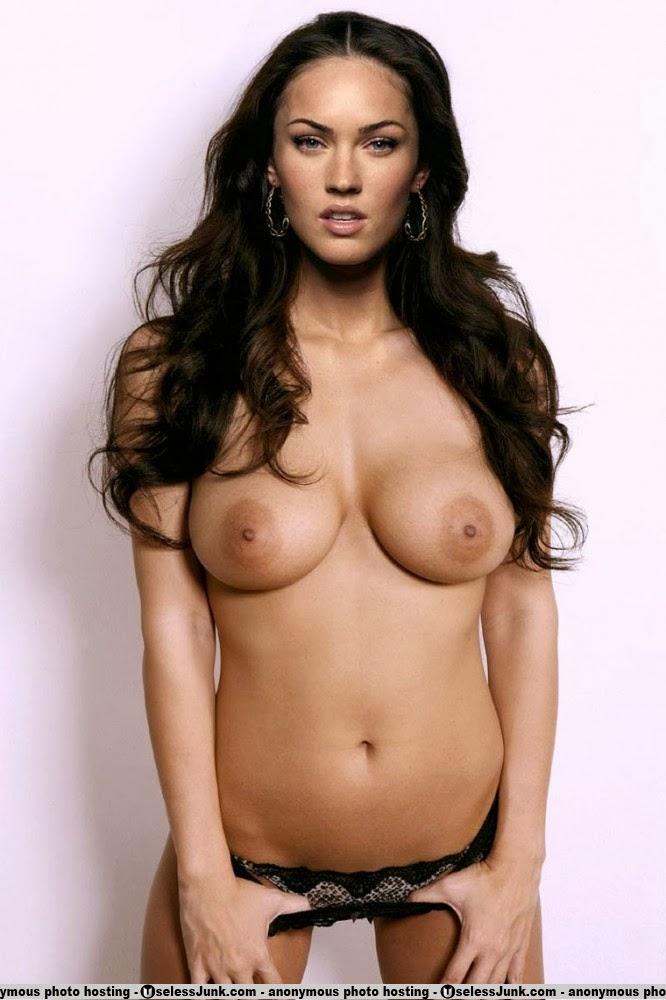 Megan foxs boobs porn
