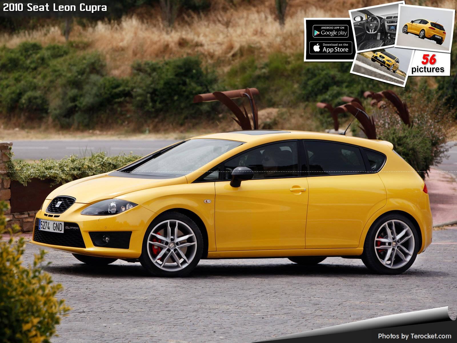 Hình ảnh xe ô tô Seat Leon Cupra 2010 & nội ngoại thất