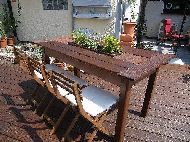 Gartenmobel Aus Paletten Auflagen : Selber Bauen M bel f r garten und pflanzen selber bauen bei hornbach