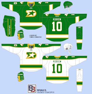 HockeyJerseyConcepts: Wednesday: New Star Rising Review