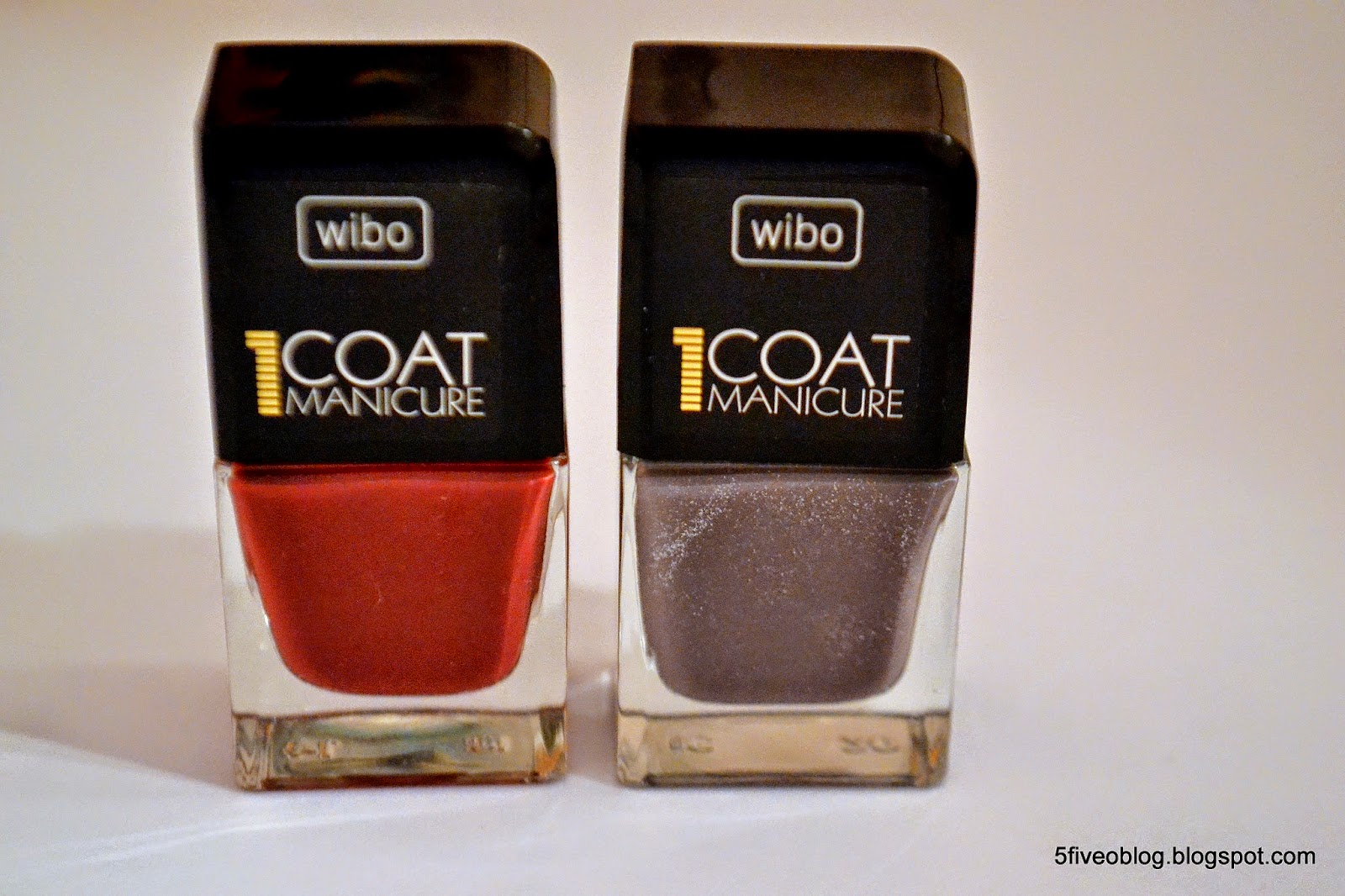 Wibo - 1 Coat Manicure.