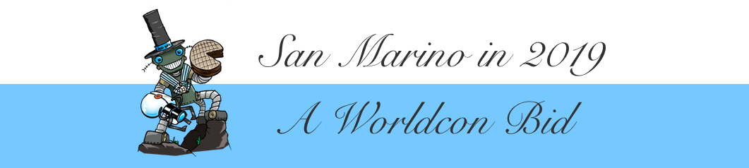 San Marino in 2019 Worldcon Bid