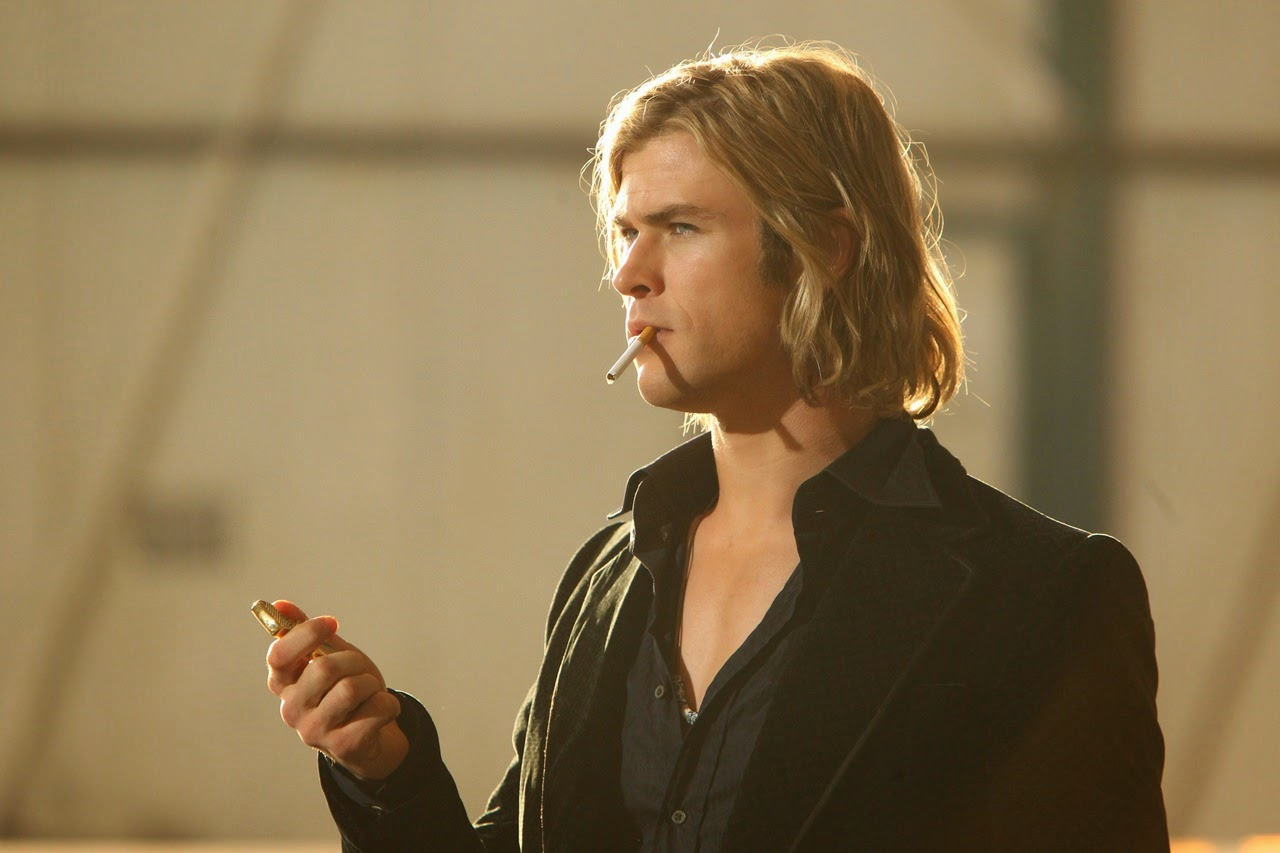 rush chris hemsworth