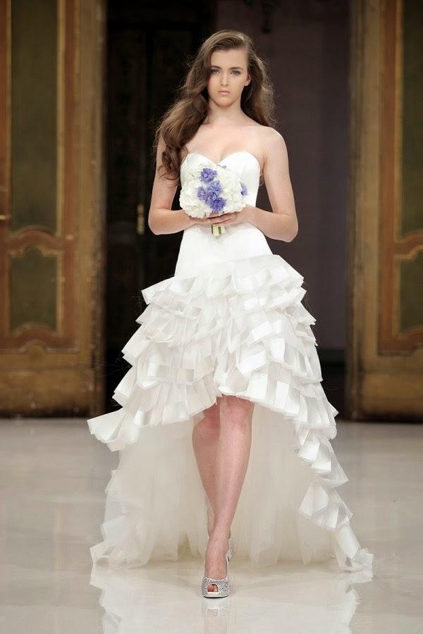 imagenes de trajes para novia