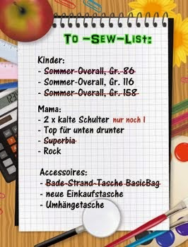 To-Sew-List