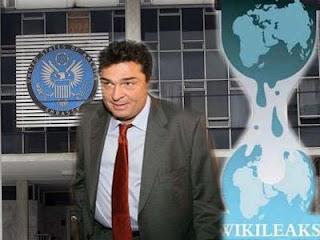 Αποκαλύψεις του Wikileaks για τον Αλέξη Παπαχελά