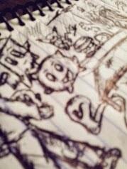 Geeky Juan - Doodle