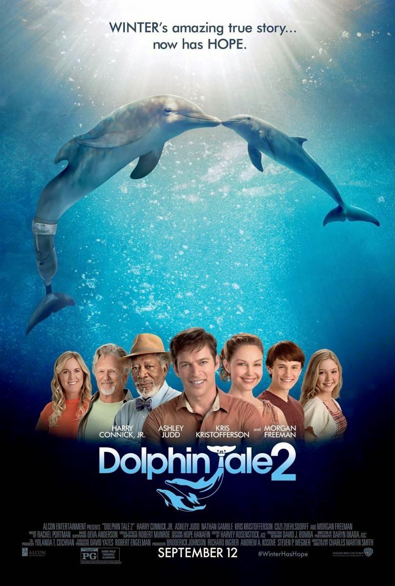Dolphin Tale 2 / Winter El Delfín 2 (2014)