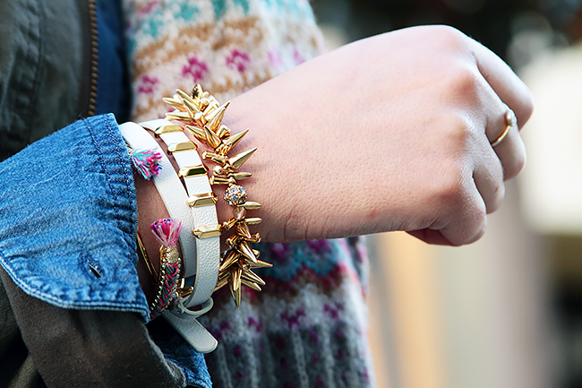 Stella and Dot Arm Party