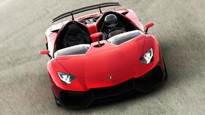 Nova Lamborghini Aventador J