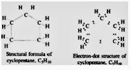 Cyclopentane C5H10