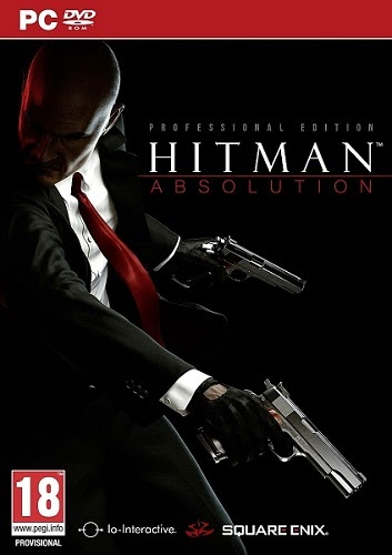 Hitman Absolution PC Cover