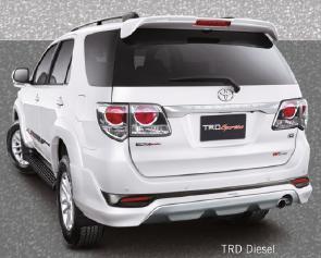 Promo Harga Toyota Fortuner 2015 Angsuran Tdp Rendah