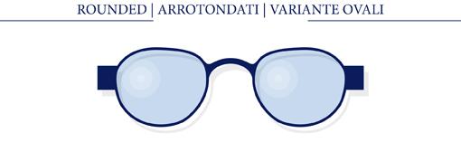 ROUNDED - ARROTONDATI - VARIANTE OVALI