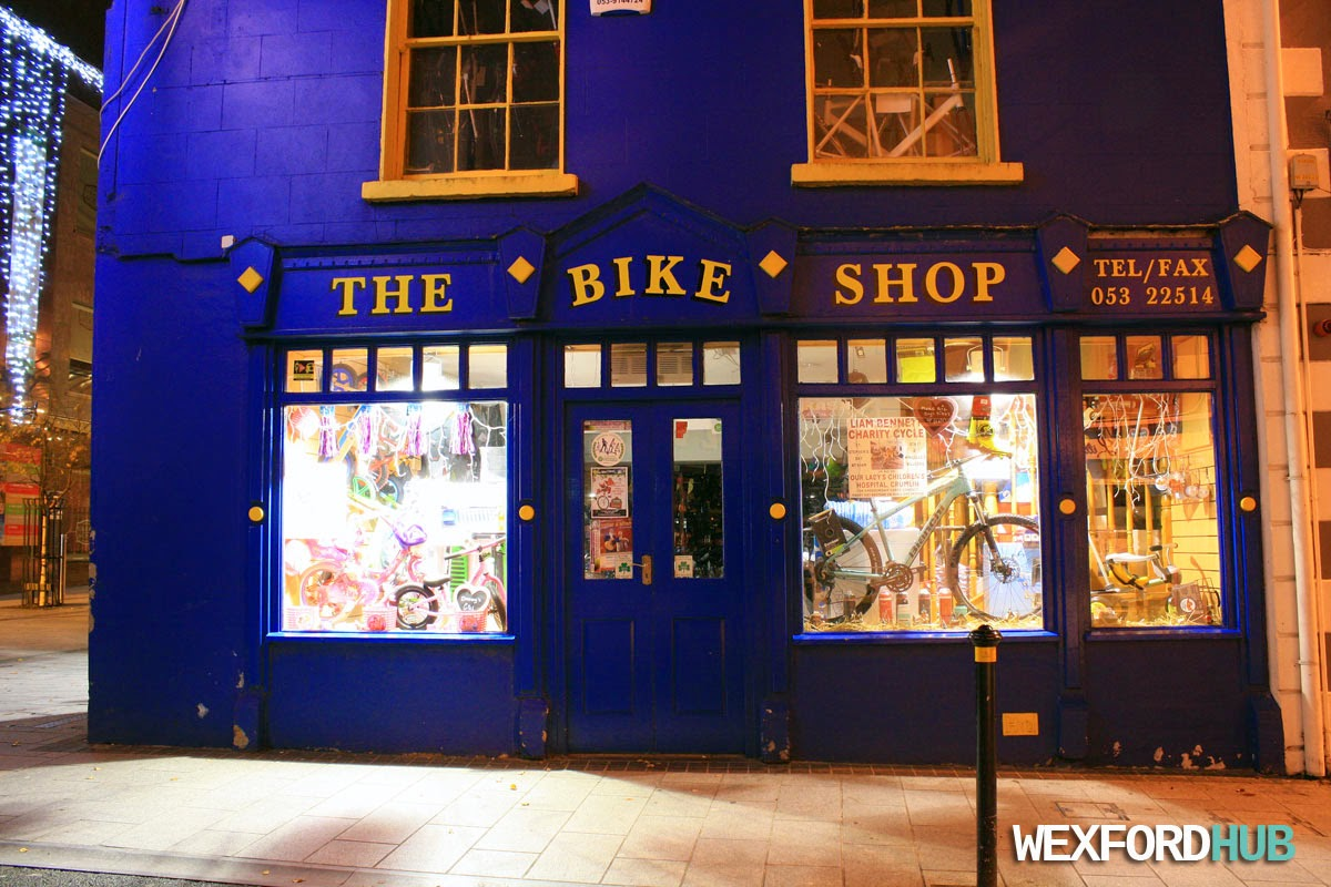 The Bike Shop, Wexford