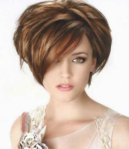 Moda Cabellos Peinados Cortos Para Mujeres 2015 - Peinados-cortos-modernos-para-mujer
