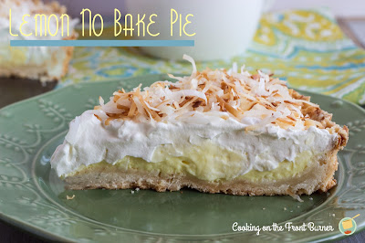 Lemon No Bake Pie