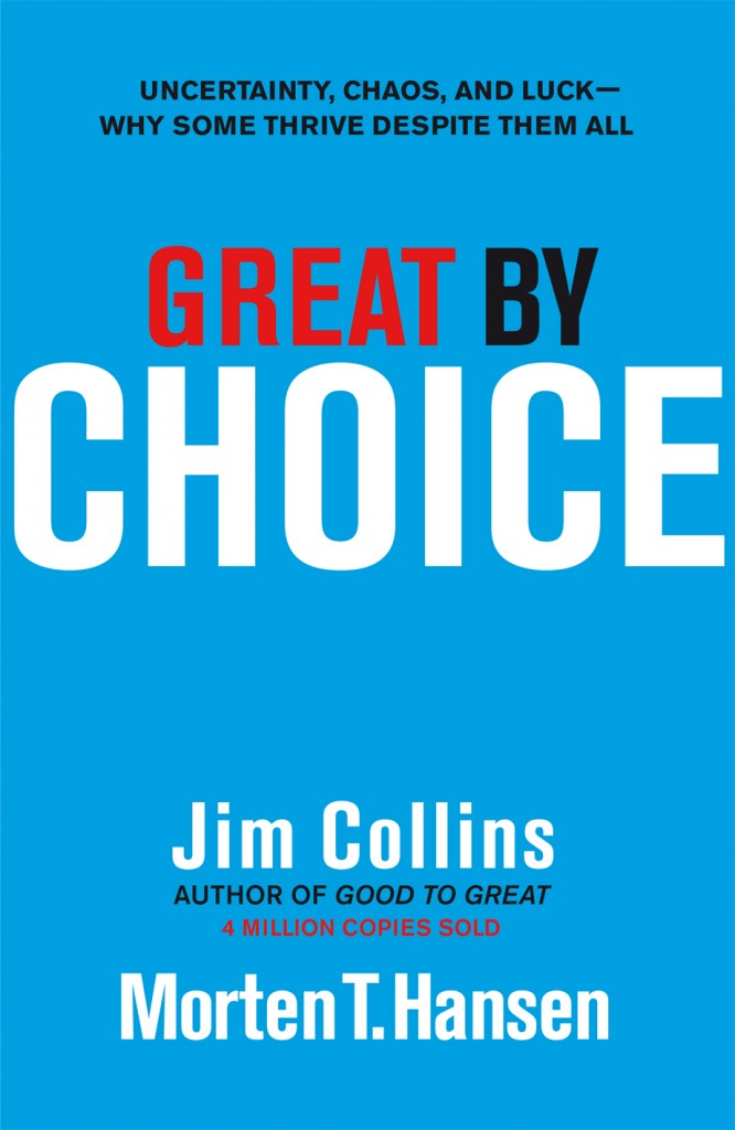 Cooler Insights: Great By Choice: Book Review