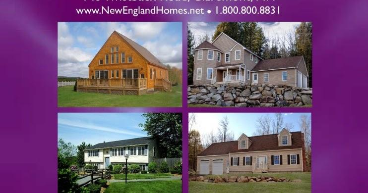 Modular home builder new england homes 39 march open house for New england homes com