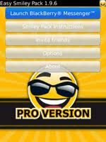 Easy Smiley Pack Pro 2.3.10 for Blackberry